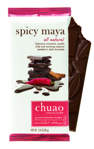 Spicy Maya Beauty Master with Naked Bar