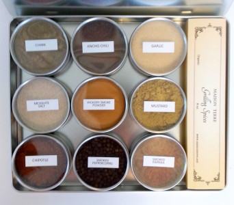 Grilling Spices Set